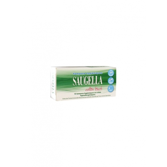 Saugella Cotton Touch Mini 16 Tampons