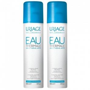 Uriage eau thermale spray 2 x 300ml