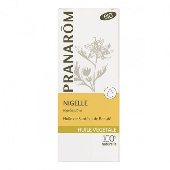 Pranarôm huile végétale bio nigelle 50ml