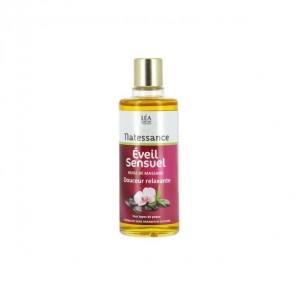 Natessance huile de massage ylang ylang éveil des sens 100ml