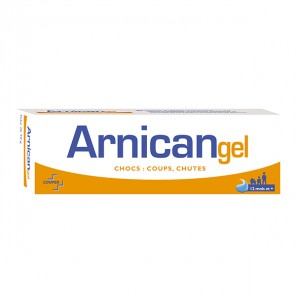 Cooper arnican coups, bosses, contusions gel 50g