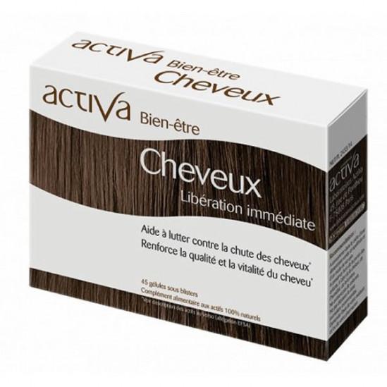 Activa bien-être cheveux 45 gélules