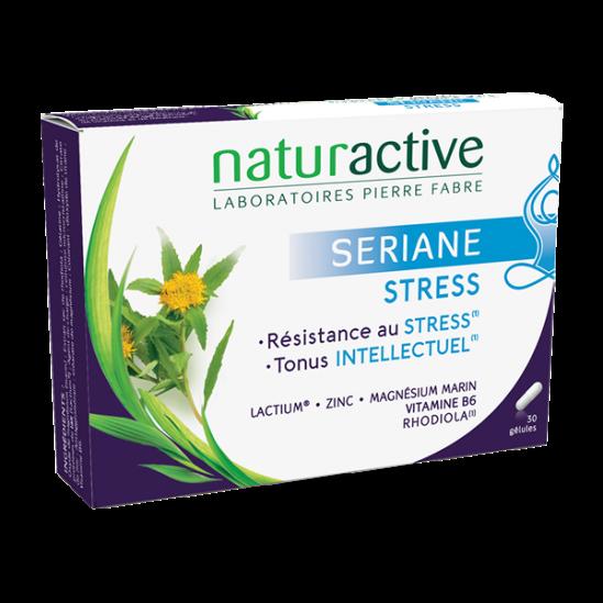 Naturactive seriane stress 30 gélules