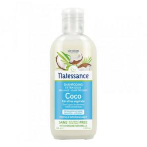Natessance shampooing extra-doux coco 100ml
