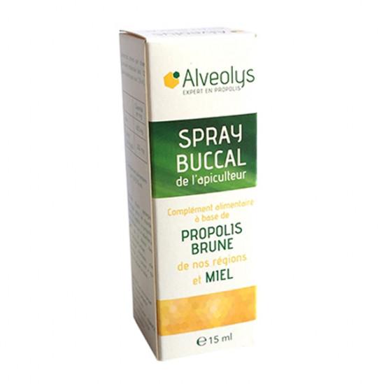 Alveolys spray buccal de l'apiculteur complément alimentaire 15ml
