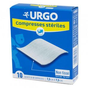 Urgo compresses stériles non tissées