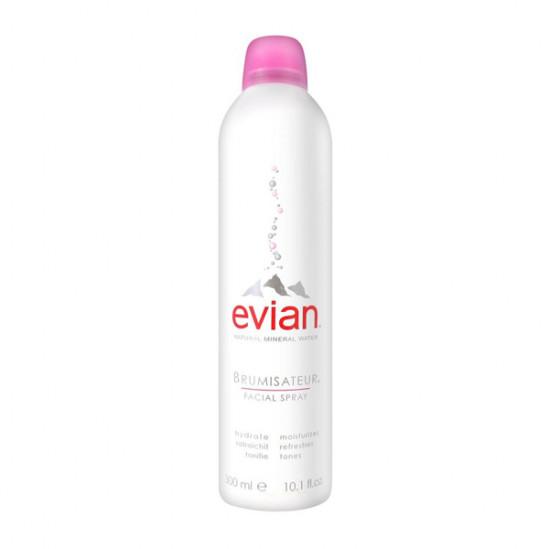 Evian Eau Thermale Brumisateur Visage 300ml