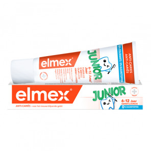 Elmex Dentifrice Junior 75 ml