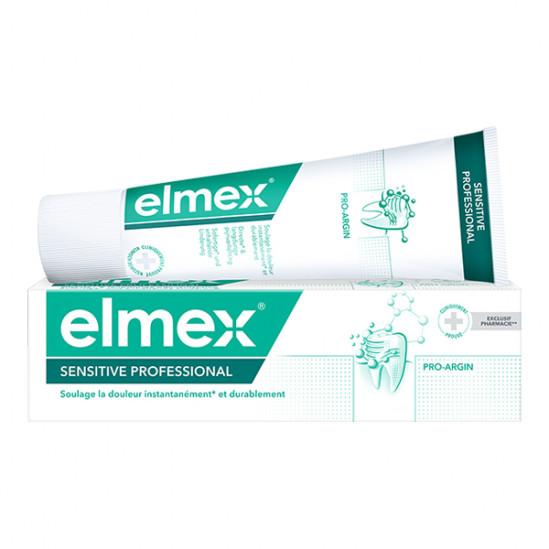 Elmex Sensitive Professional Dentifrice Lot de 2 x 75 ml