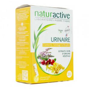 Naturactive urinaire 20 sticks fluides